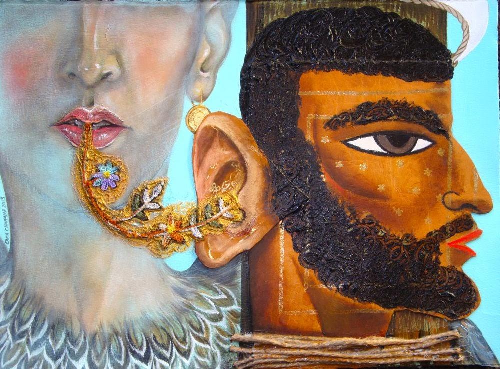 Odysseus and his Siren