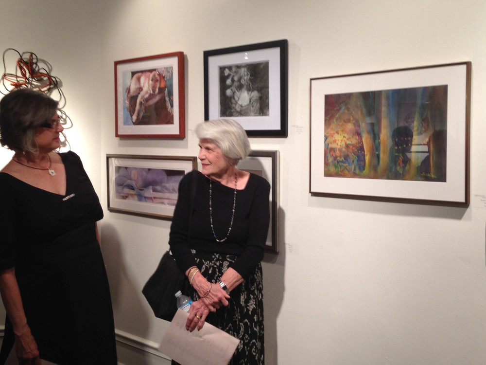 "Second place: Carol LaChiusa, ""Midnight on the Sucolo"" (with Jackie Rybinski)"