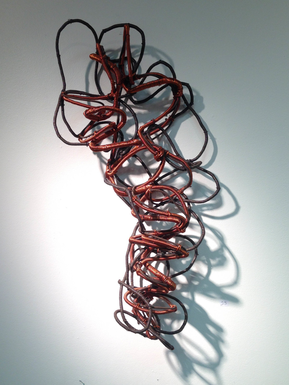 "Richie Campbell, ""Tangled - Wire"""