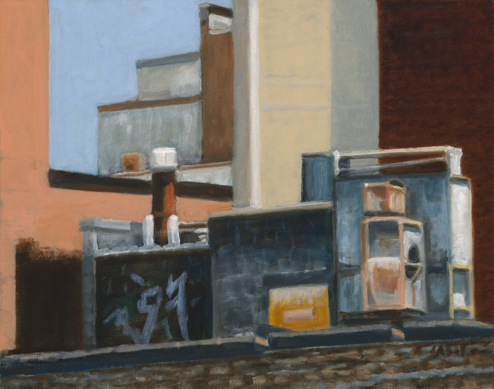 Eastern Market Rooftops