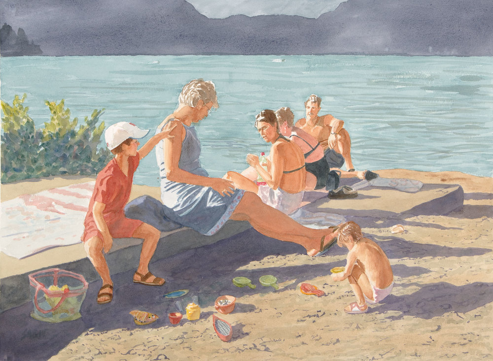 Lake Maggiore Family
