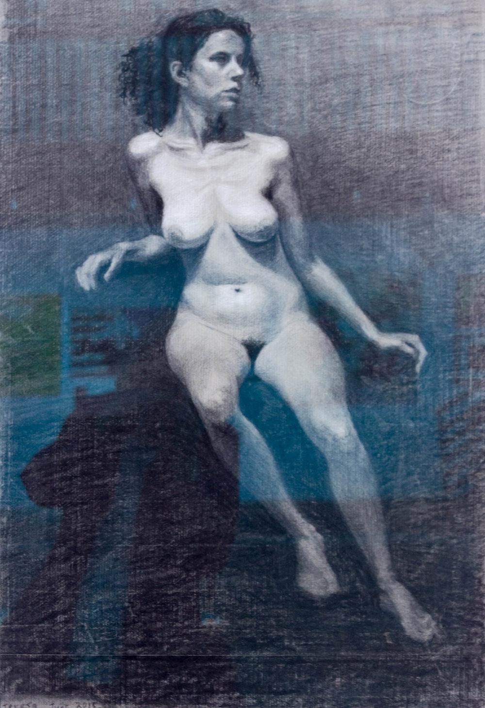 Stephanie Riolo, Theresa