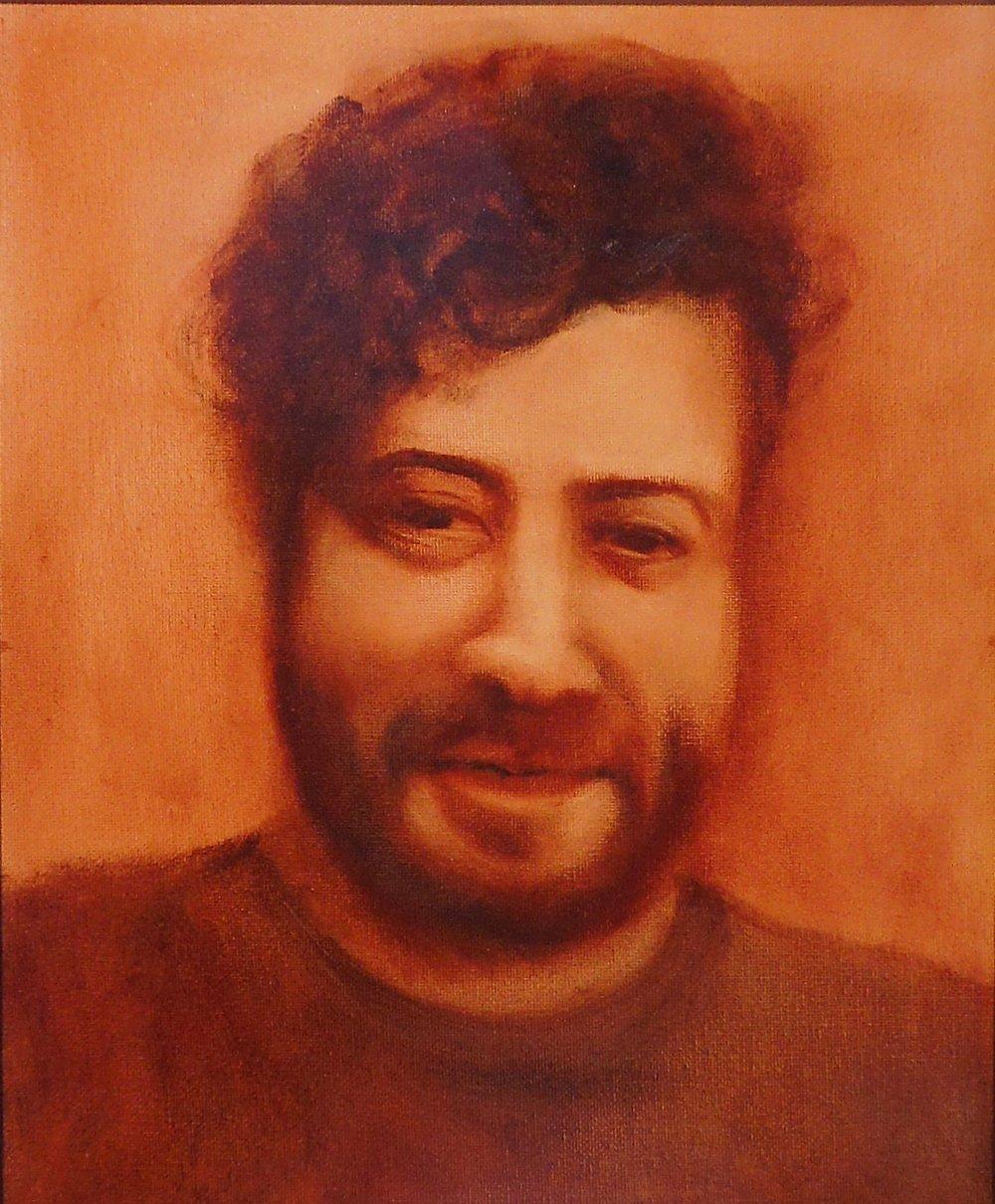 Portrait of G.