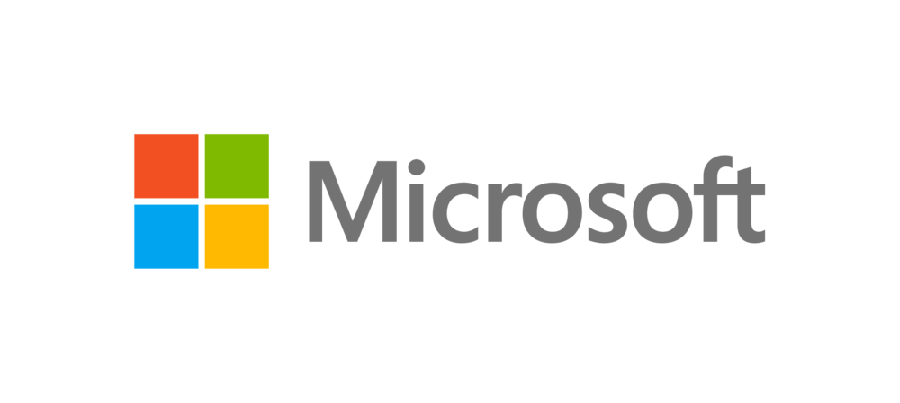 Microsoft it the official Retail Recharged Innovation Sponsor.