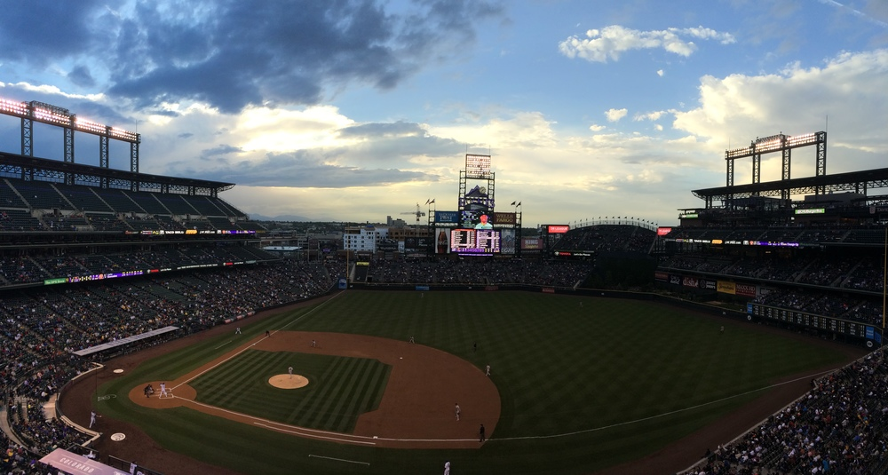 coors field spring