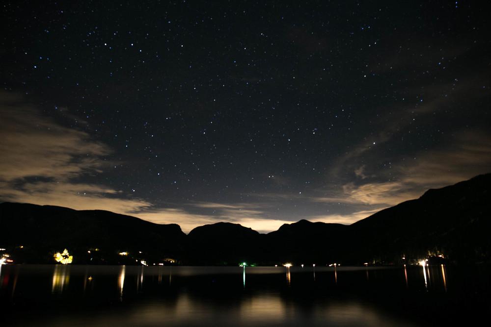 grand lake night