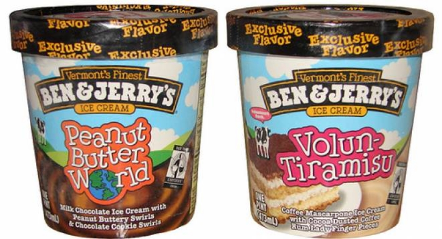 Ben and Jerry's is a leading light of the B movement.