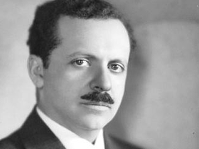 Edward Bernays and his fetching moustache