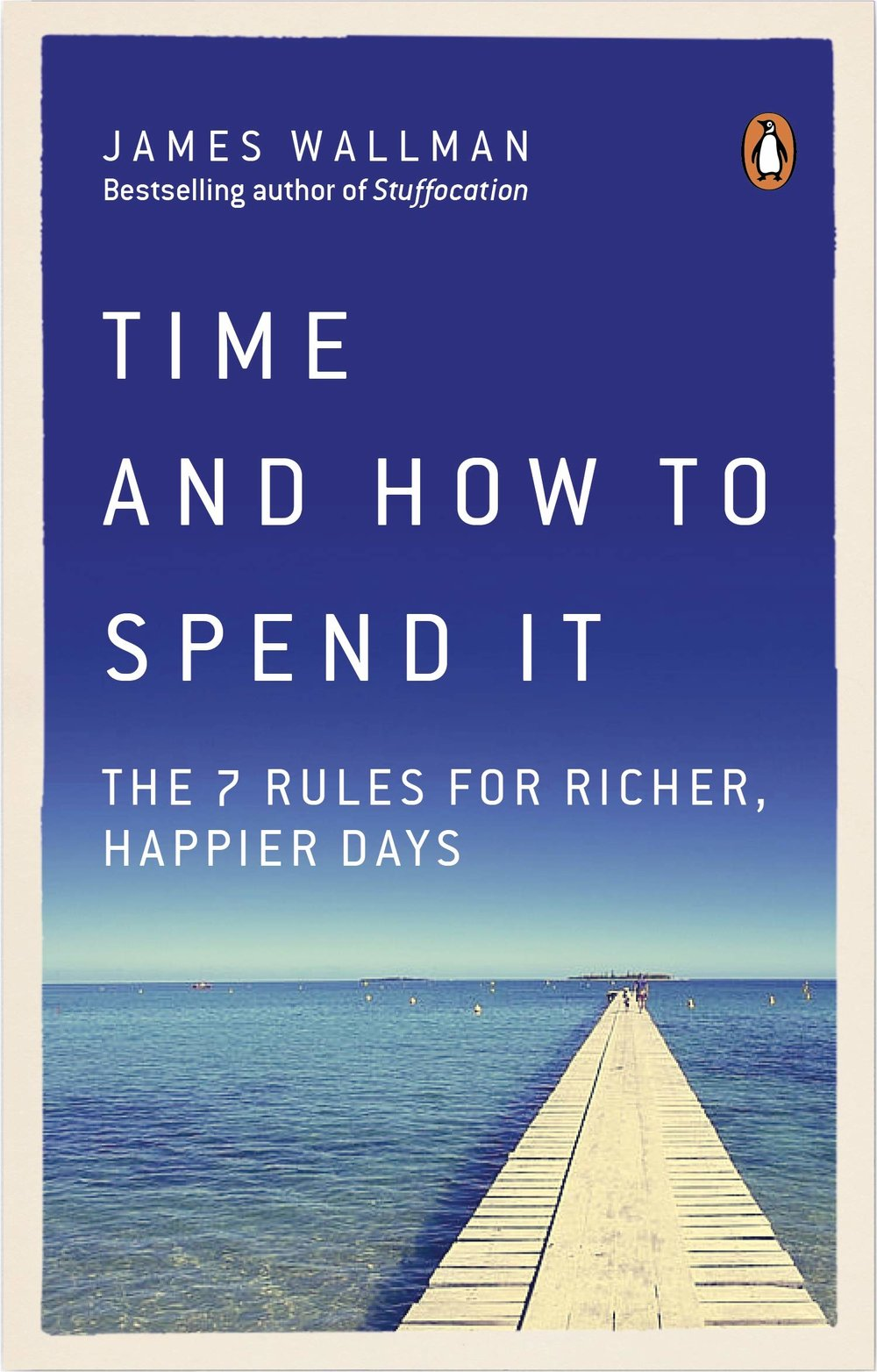 No. 1 bestseller! - Our founder James Wallman has written another bestselling book.Released in the UK in April 2019, TIME AND HOW TO SPEND IT shot to… … no. 1 in Business Motivation Skills… no. 1 in Business Time Management Skills, and … no. 1 in New Age Thought & Practice. Its highest rank, out of all books sold on Amazon, has been no. 8 so far.The book was so popular in its first week, Amazon ran out of copies.TIME AND HOW TO SPEND IT is available in all good book stores, from Waterstones to WHSmith.It's been spotted on sale in places as far flung as Rome airport.Click the book to visit the website and find out more.