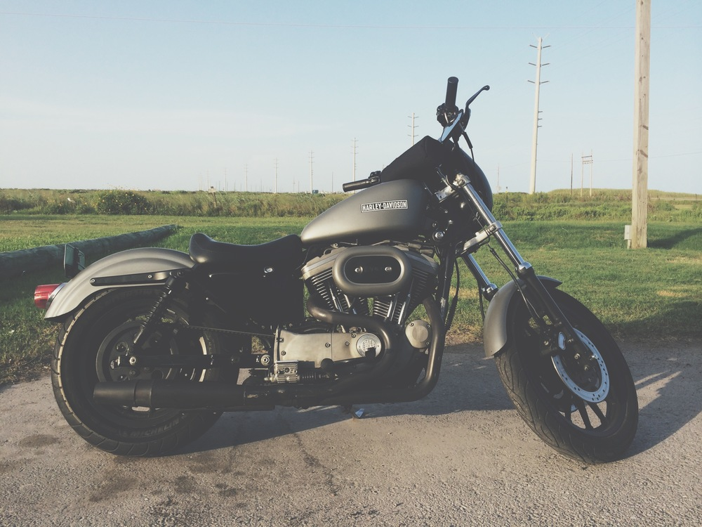 Team members will be selling $25 raffle tickets for a 2001 custom 1200 Harley Davidson motorcycle to raise additional funds for serve local projects!