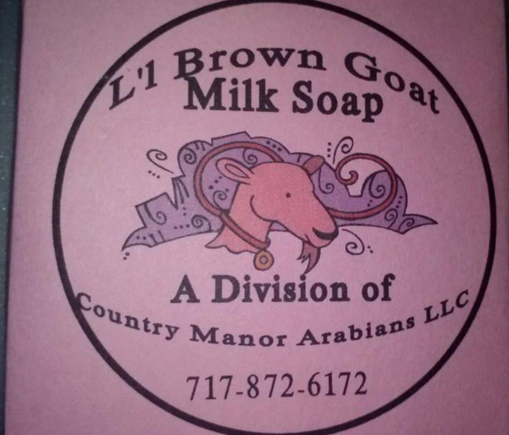 L'l Brown Goat Milk Soap