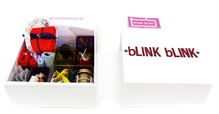 blink blink DIY - Fashion - & Tech Kit!