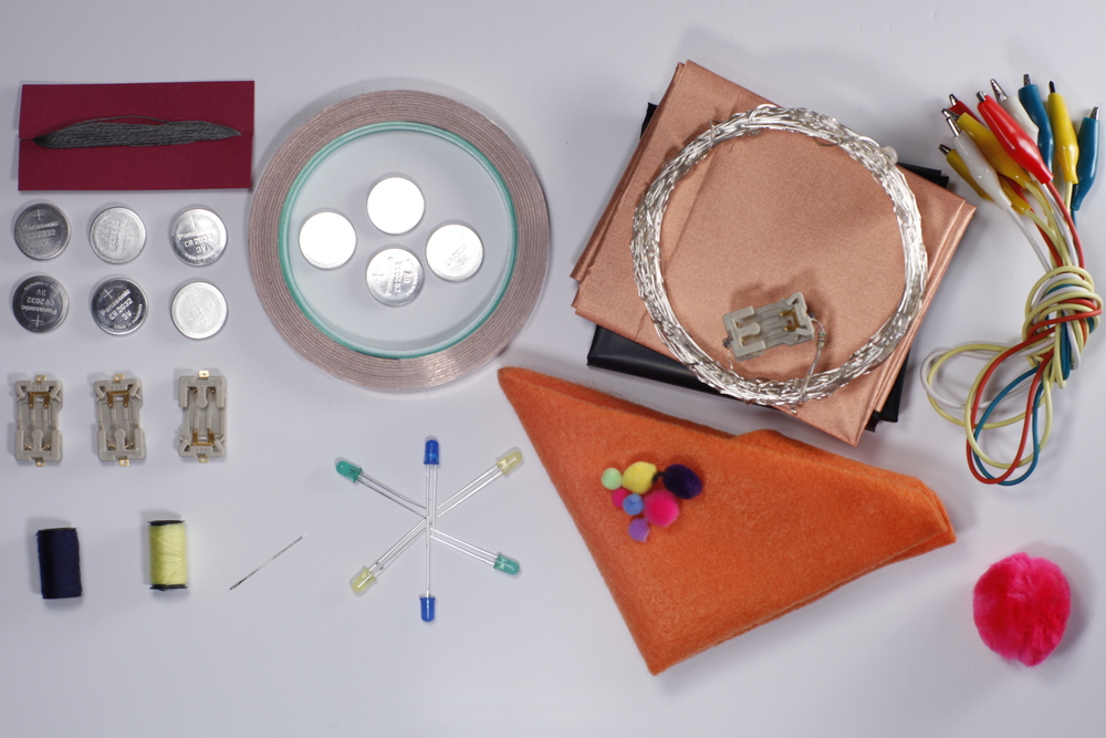 blink blink Possibilities Kit Materials