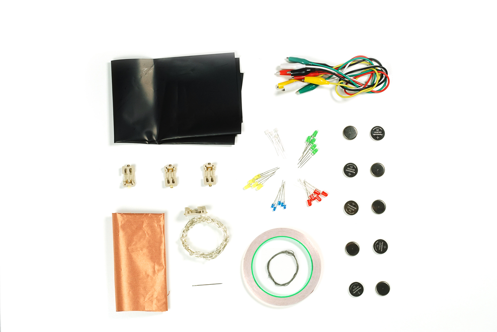 blink blink kit materials