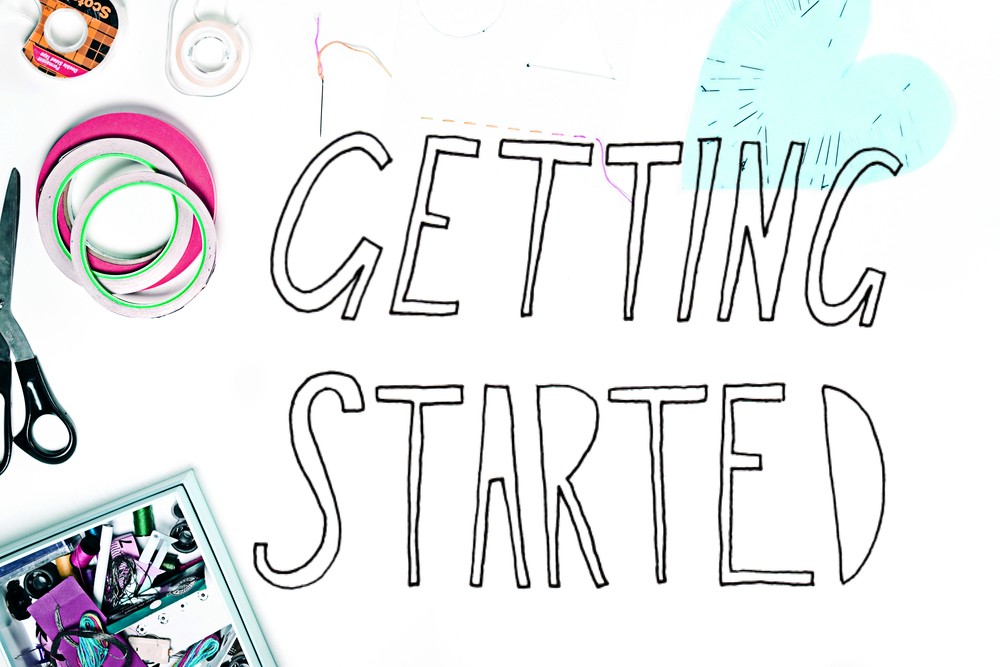 Getting Started with your kit!