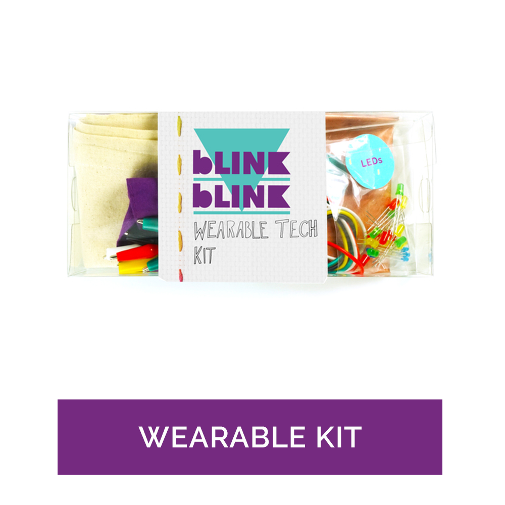 blink blink Wearable Kit
