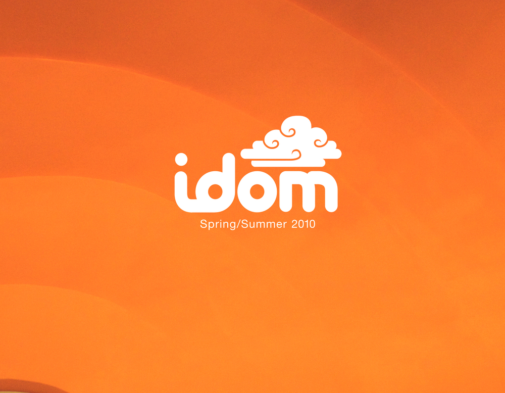 IDOM Spring / Summer 2010 Lookbook