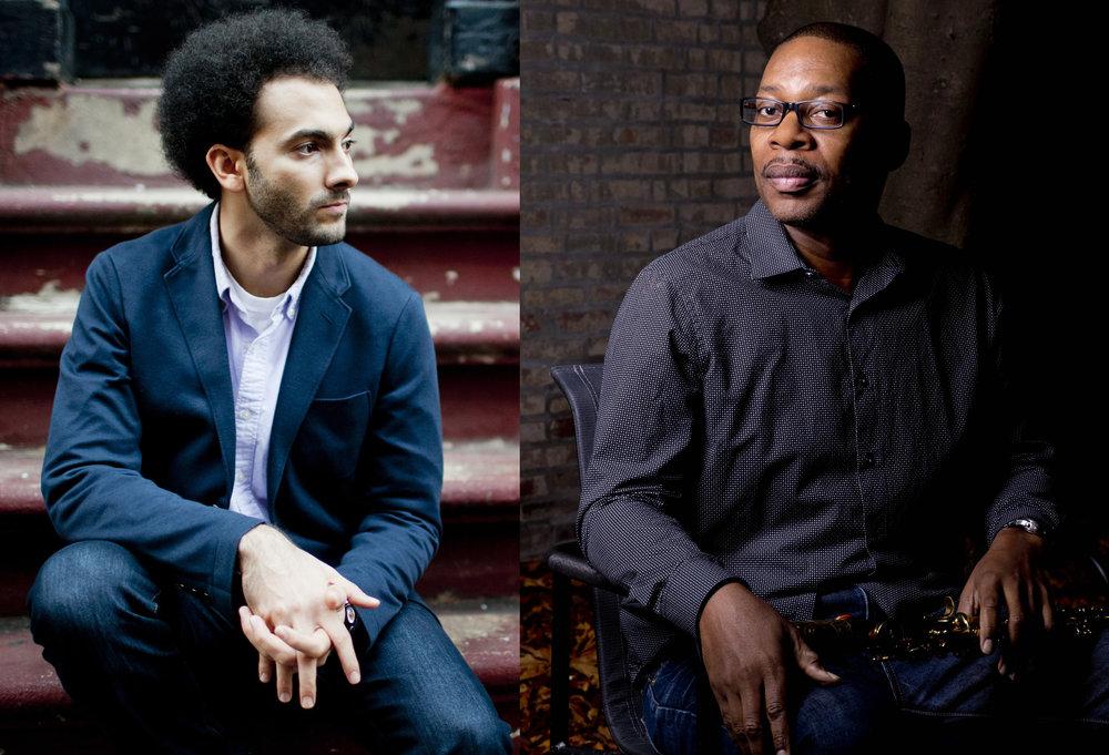 David Virelles & Ravi Coltrane duo