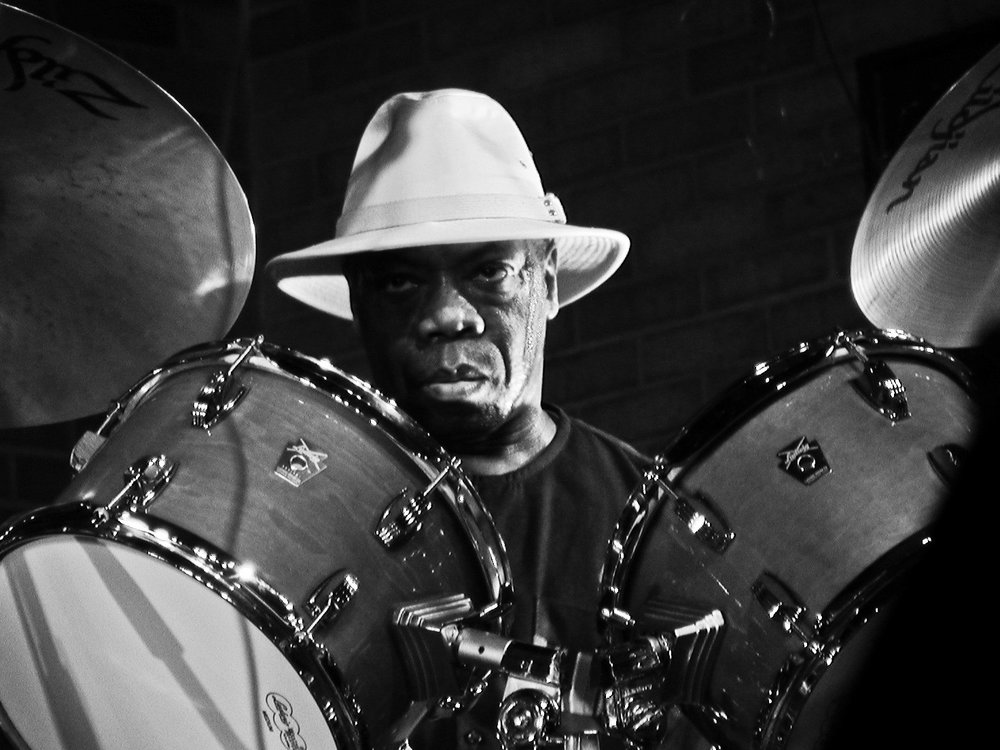 Andrew Cyrille (Artist-In-Residence)