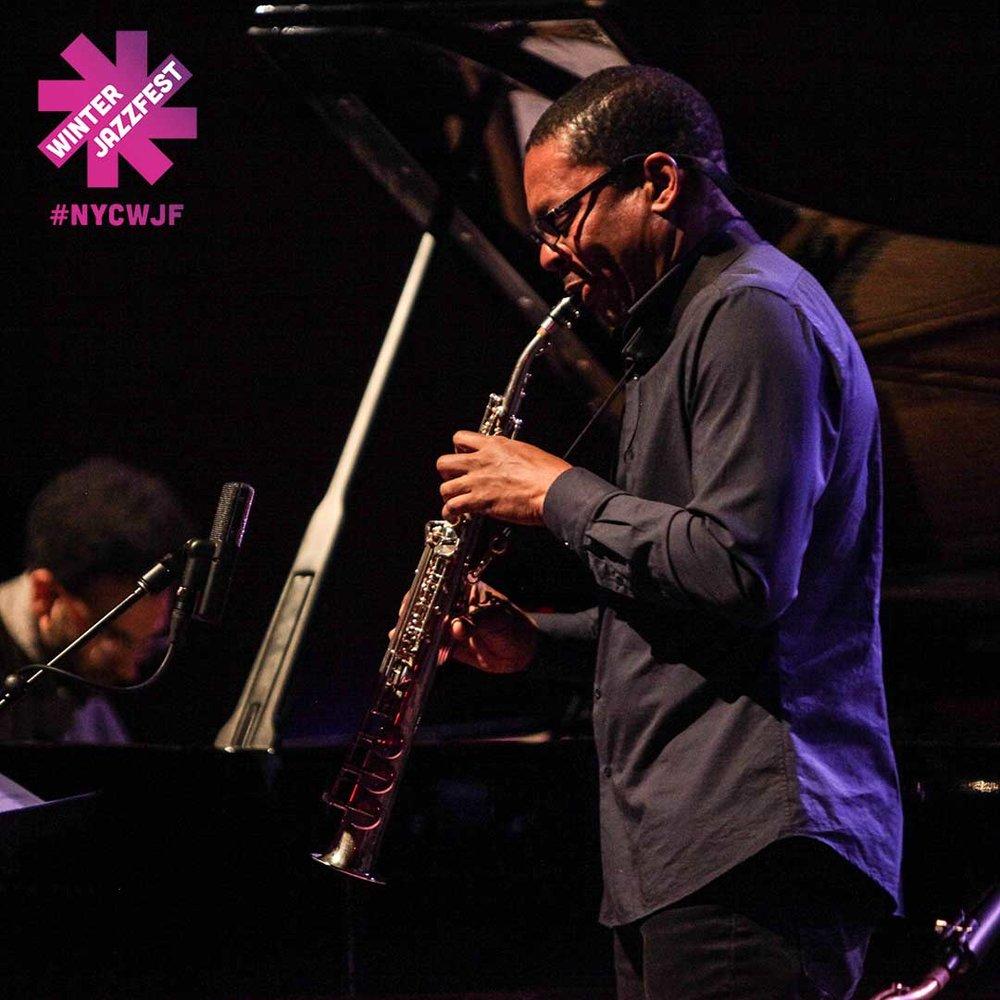 Ravi Coltrane + David Virelles 2 Jati Lindsay.JPG