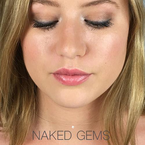 Naked Gems Diamond Necklace