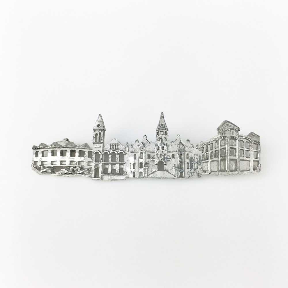 Streetscape Pin