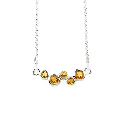 GEMSTONE ENERGY NECKLACE - Power