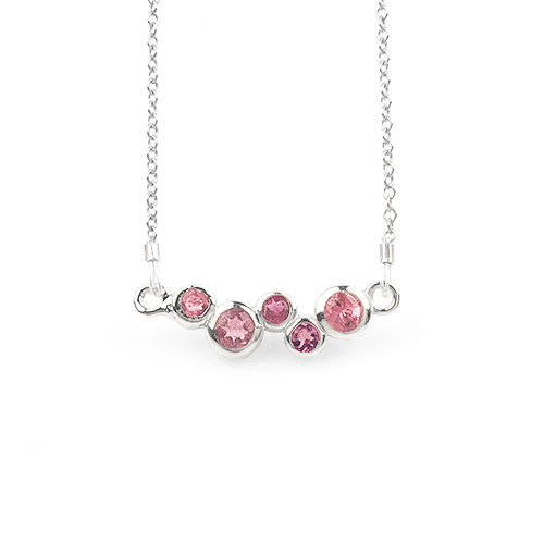 GEMSTONE ENERGY NECKLACE - Love