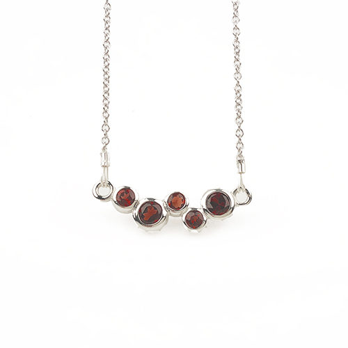 GEMSTONE ENERGY NECKLACE - Vitality