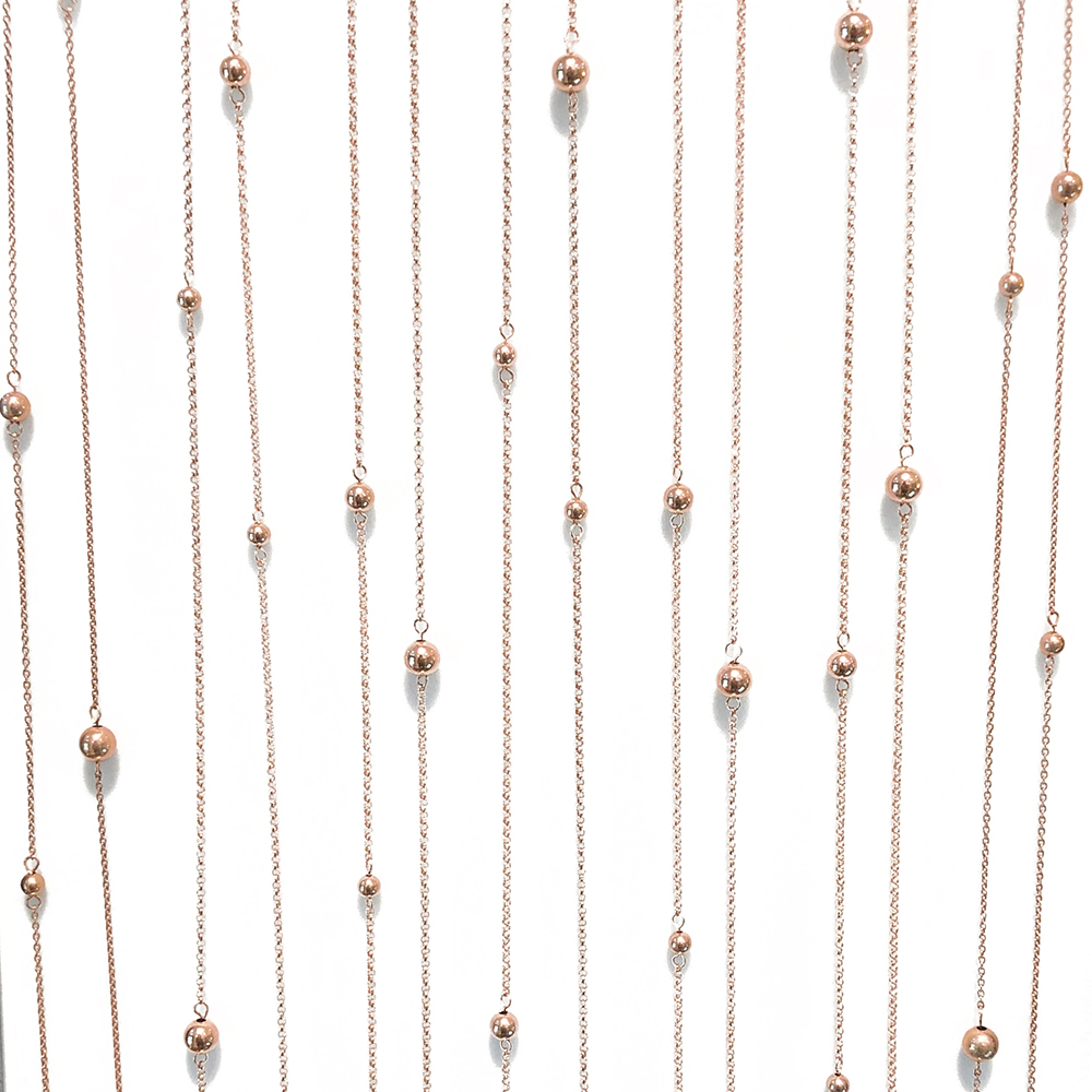 14K Rose Gold Filled Chain