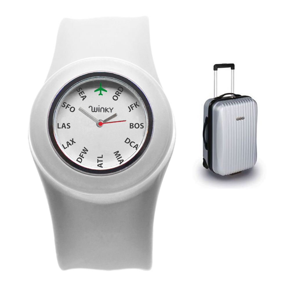 Iconic Jetsetter Slap Watch