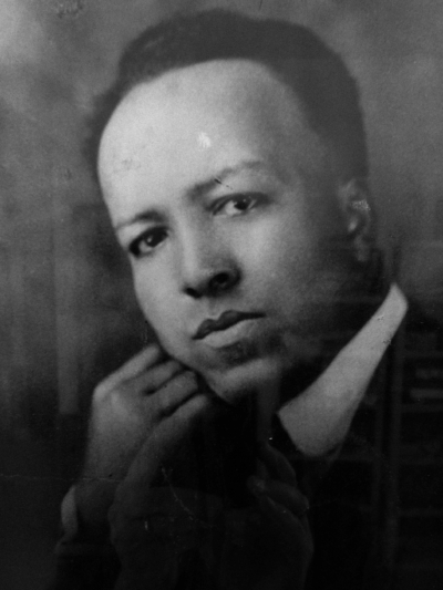 Walter L. Hutcherson was a leader at Camp Wood YMCA in the 1920s. He brought African-American boys from Wichita to camp in 1921. In addition to his work with the YMCA, Hutcherson was also active in the NAACP.