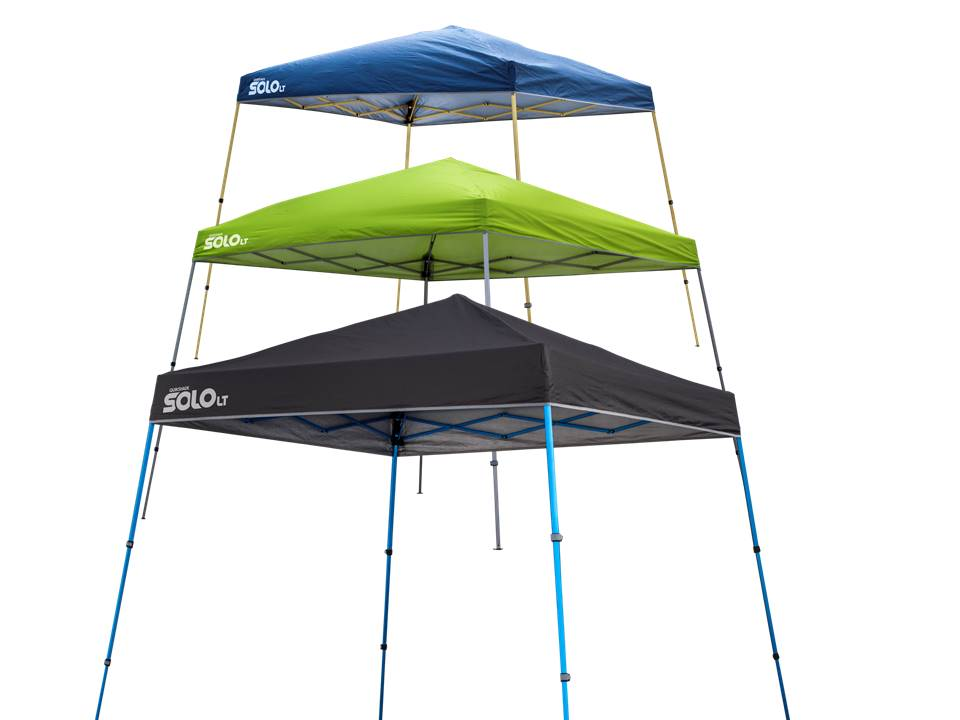 QUIK SHADE LAUNCHES NEW LINE OF SOLO LT CANOPIES TO Media Co