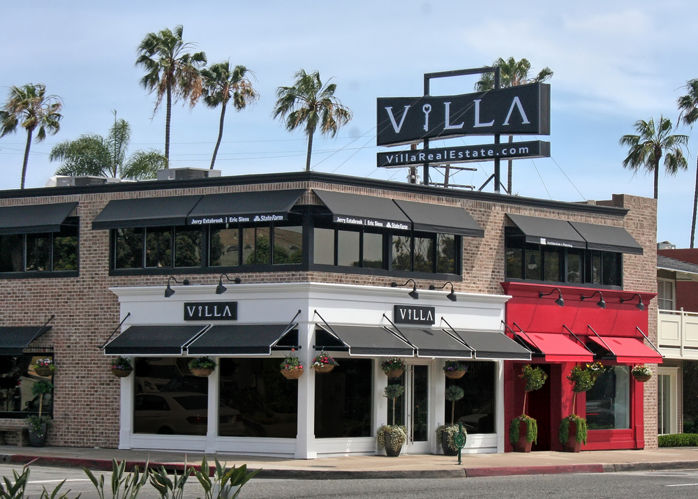 Villa Real Estate office in Corona del Mar, CA