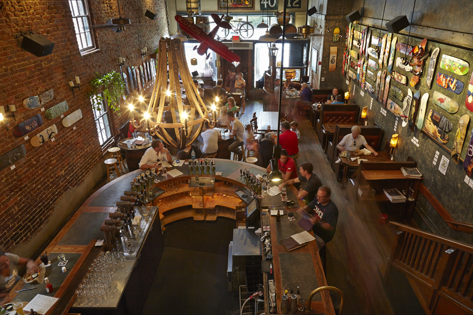 Best Decatur Restaurants: Brick Store Pub