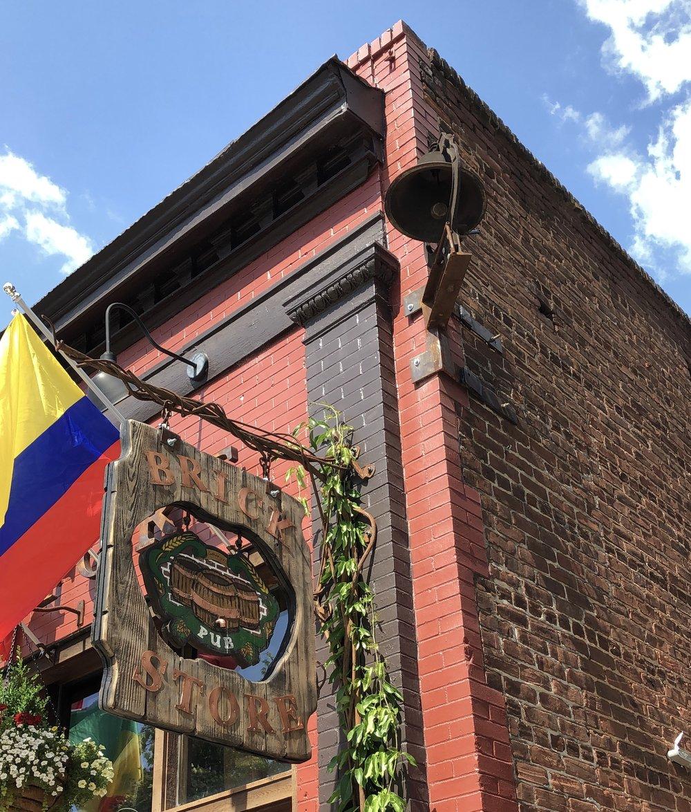 Brick Store Pub Bell