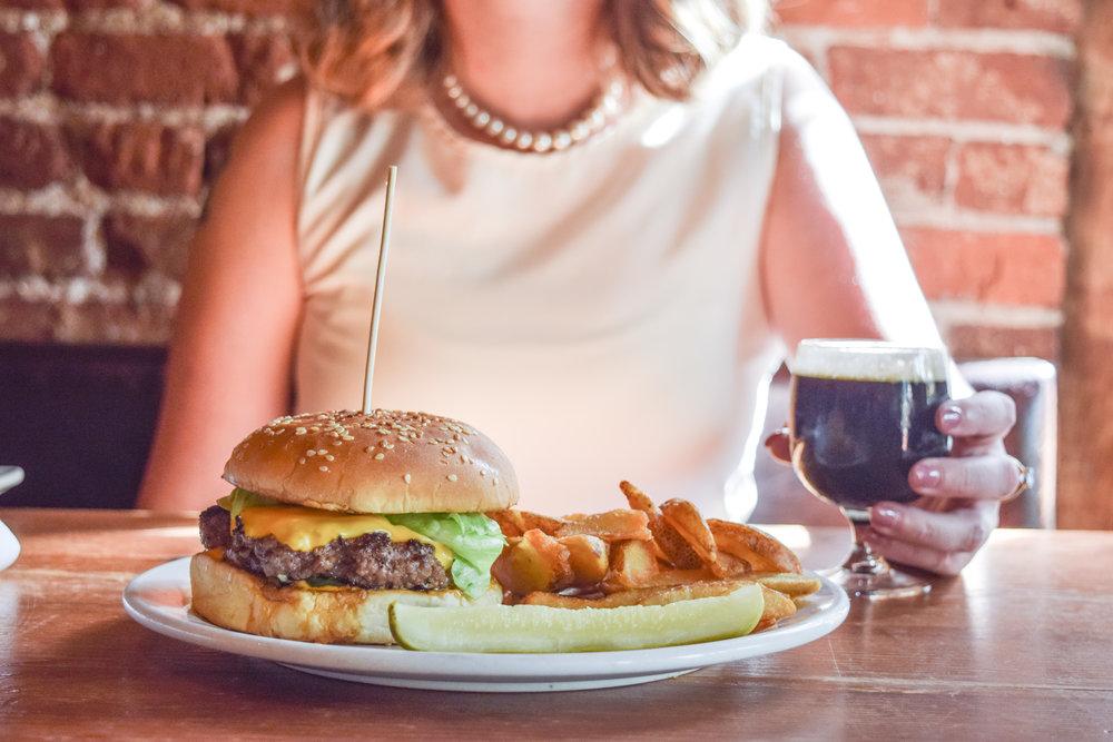 Brick Store Pub - Burger Pose - Photo by Tori Allen PR (1).jpg
