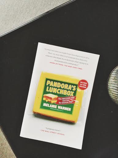 Pandoras Lunchbox by Melanie Warner review