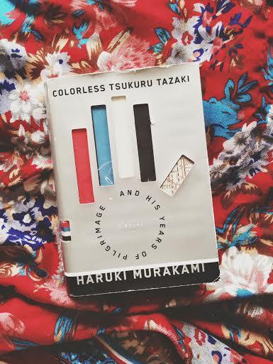 Colorless Tsukuru Tazaki and His Years of Pilgrimage by Haruki Murakami Review