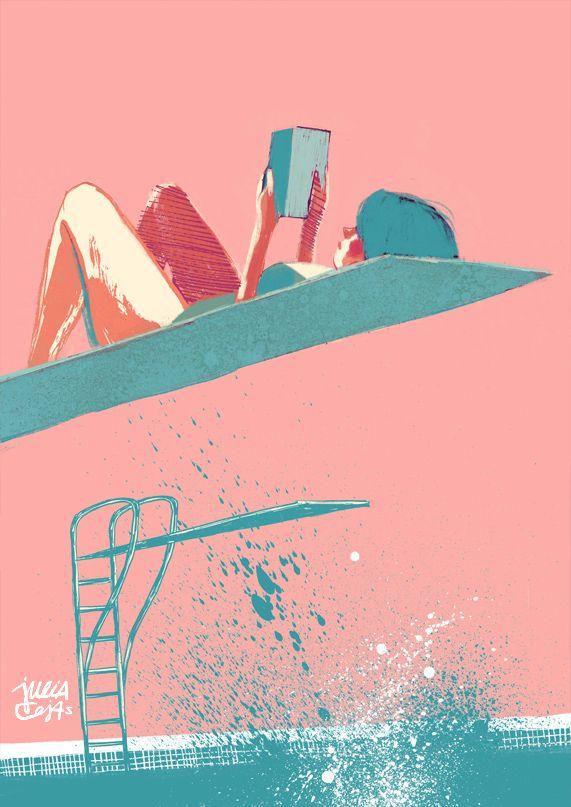 Summer by Julia Cejas