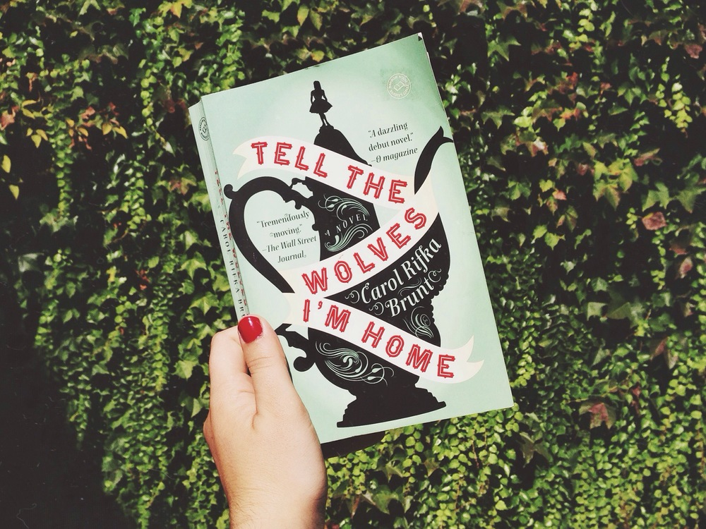 Tell The Wolves Im Home by Carol Rifka Brunt � the page worm
