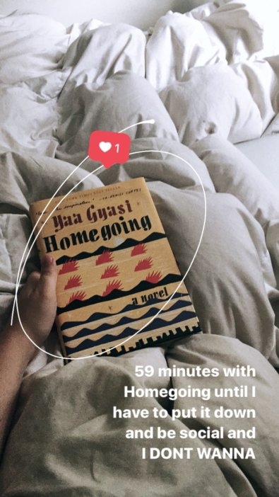 Homegoing by Yaa Gyasi book review by the pageworm thepageworm