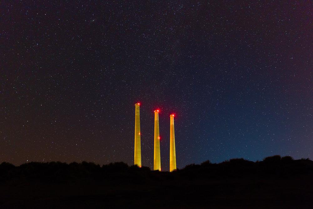 Star Factory • Morro bay, CA • Canon 5Dmk3