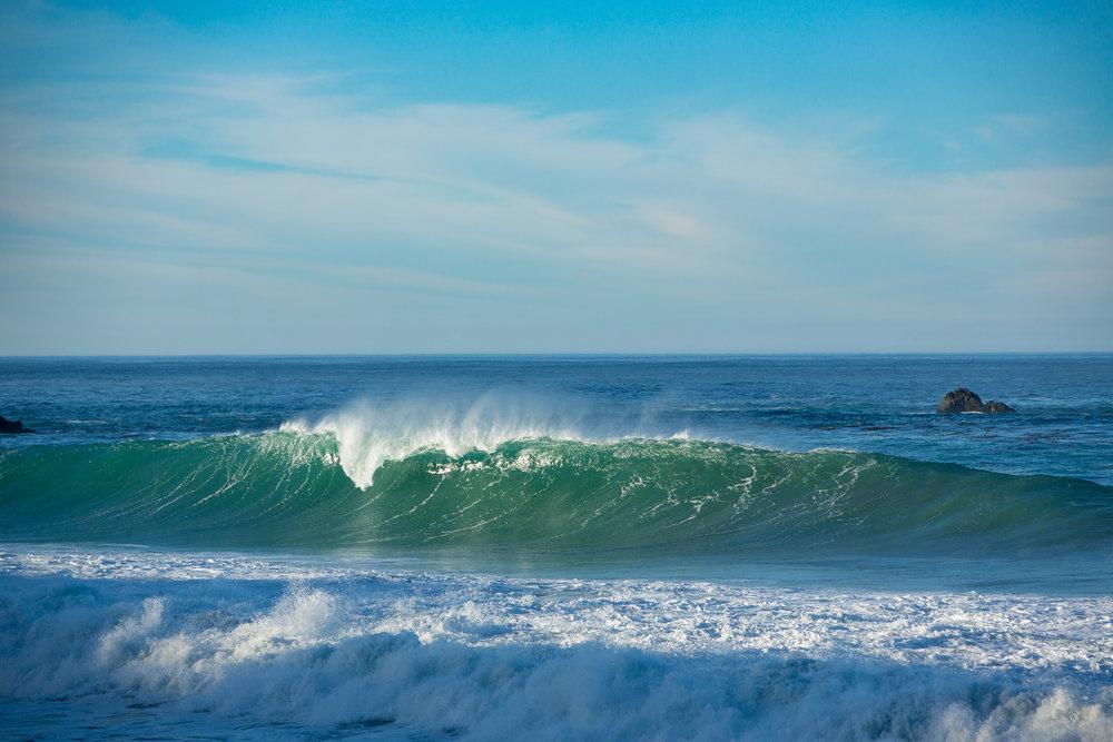 Willow Creek Beach • Canon 5Dmk3