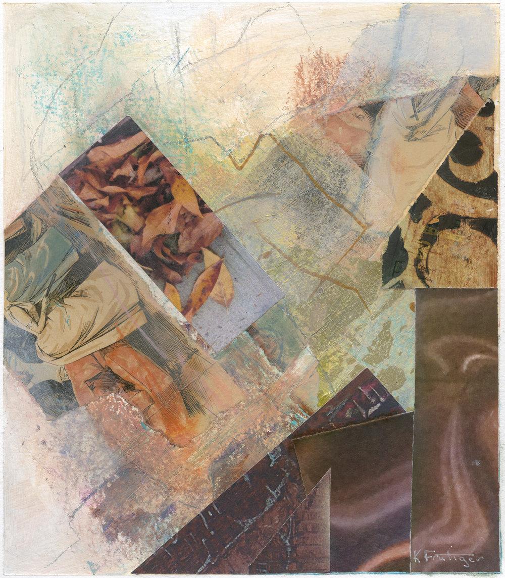 Collage by Karen Frutiger