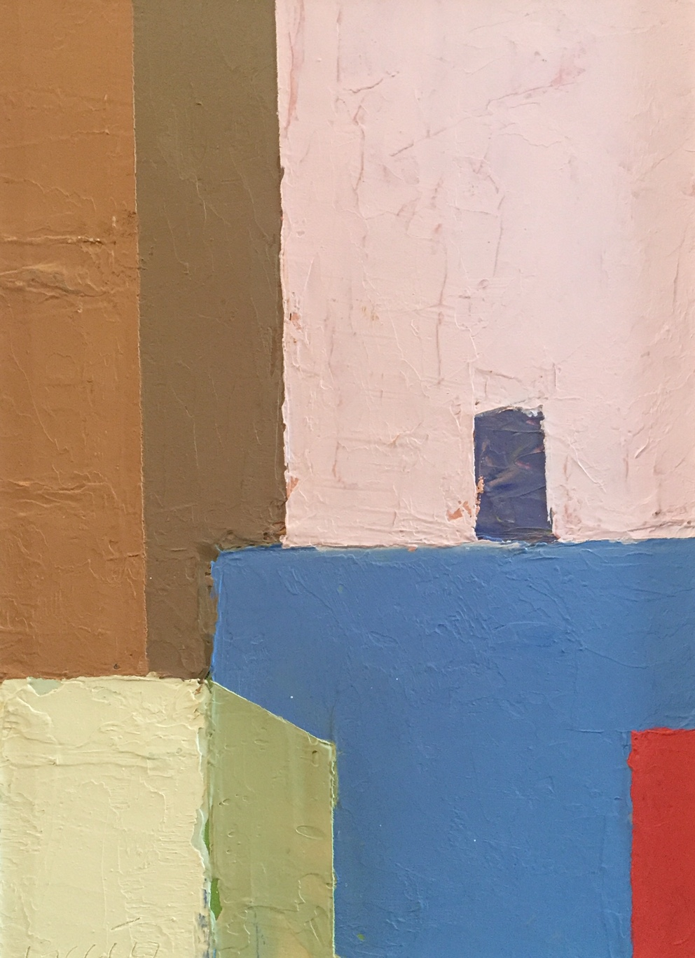 Architectural Series #6 by Kathryn Bevier