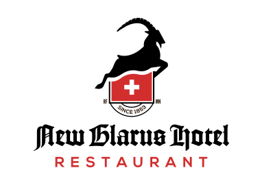 The NEW New Glarus Hotel Restaurant Logo