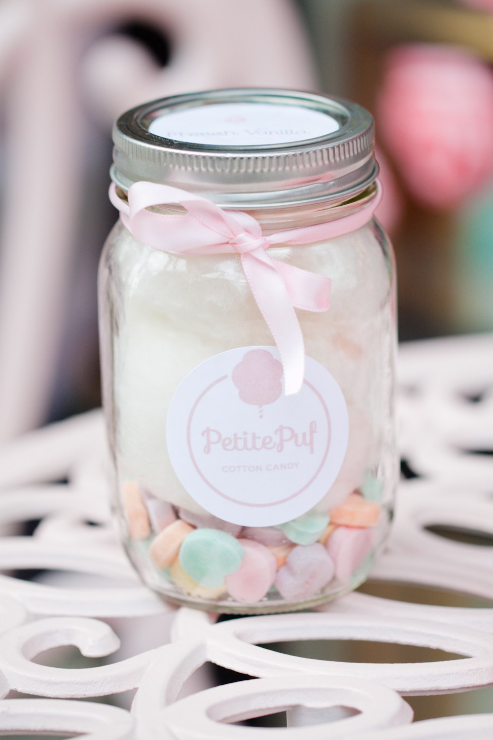 Sweet Feature // Cotton Candy Fun with PetitePuf — The Bright Lights ...