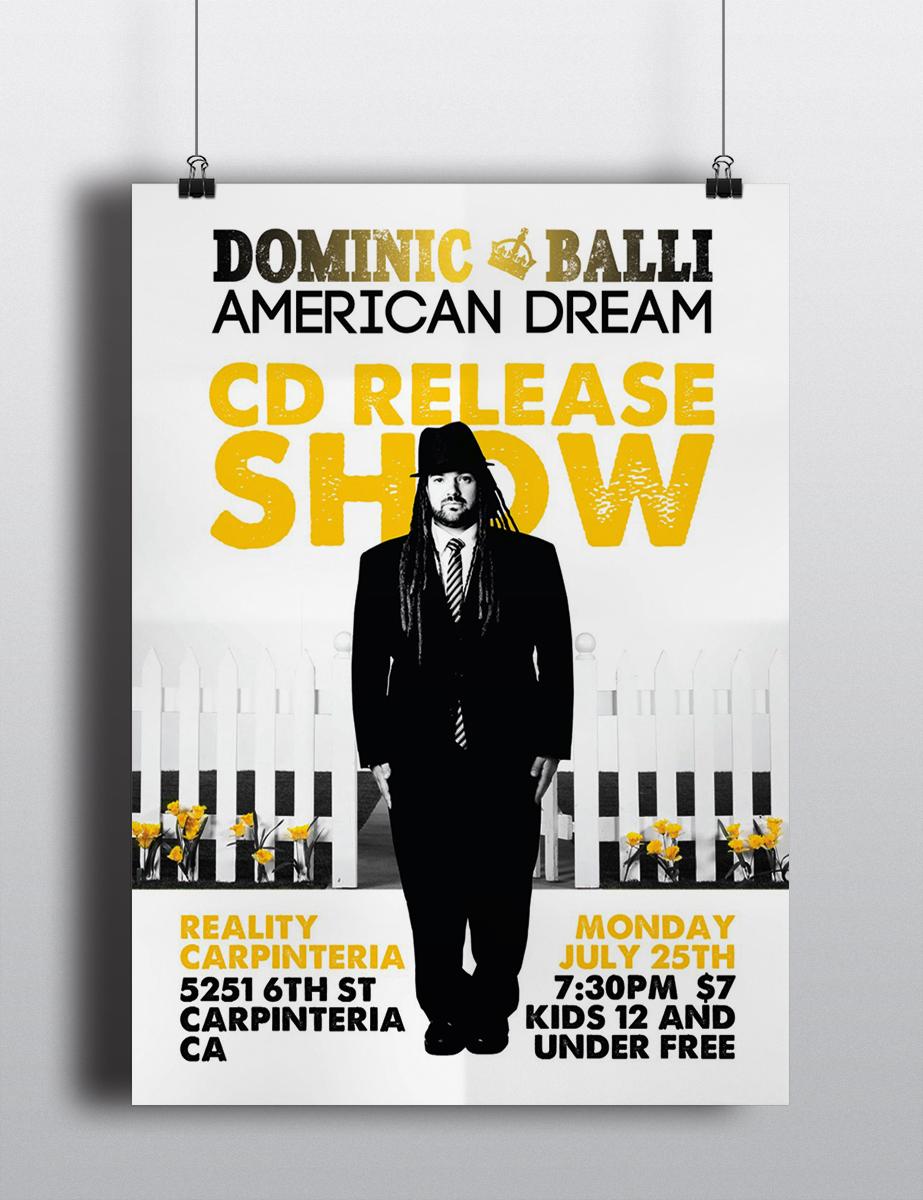 cd dominic balli american dream gratis