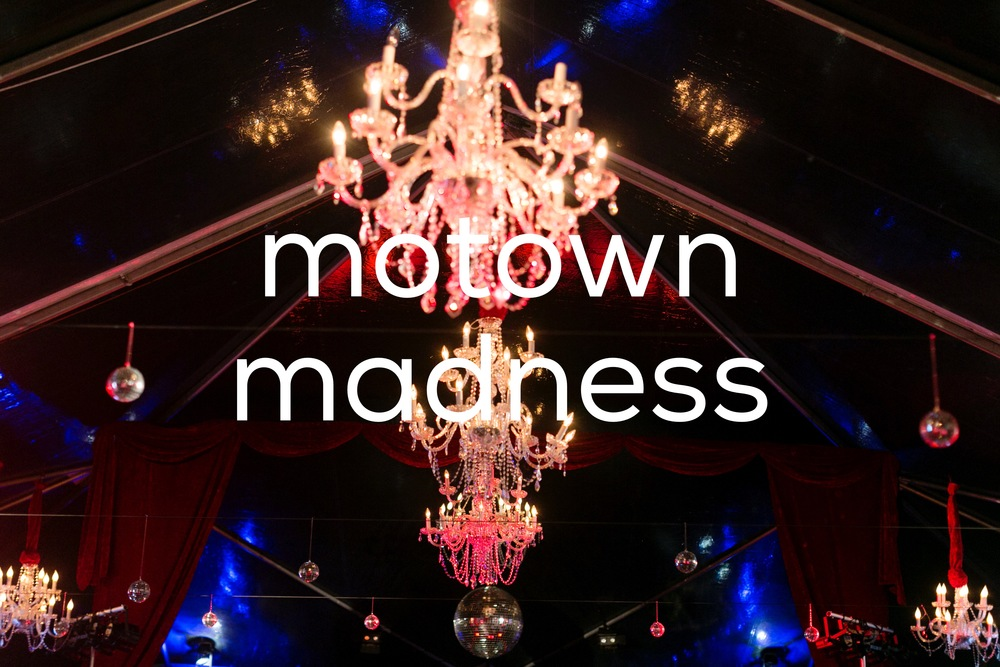 motown madness cover photo
